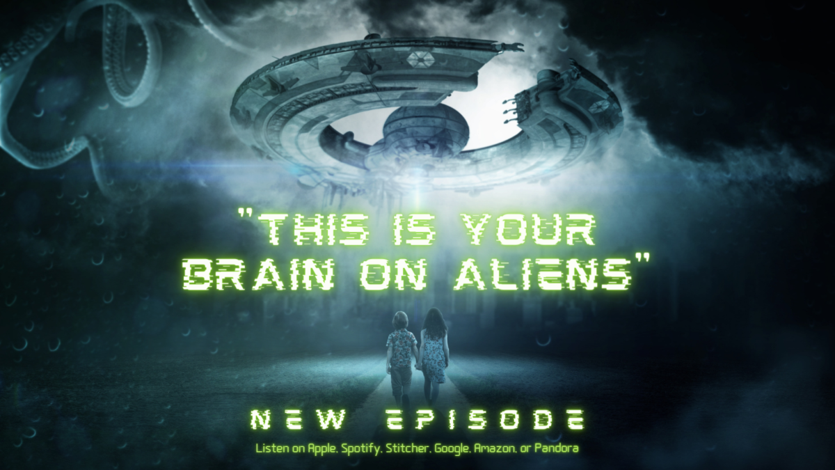 Episode 18 Sources: This Is Your Brain On Aliens